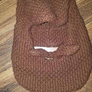 Other - Knit beard and mustache hat